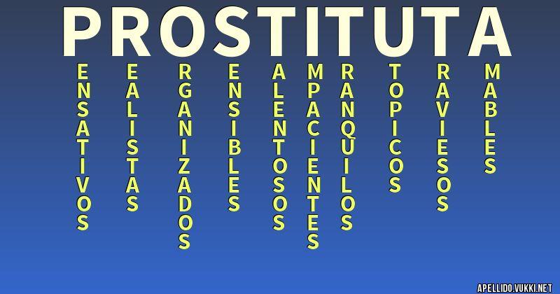 prostituta video prostitutas significado